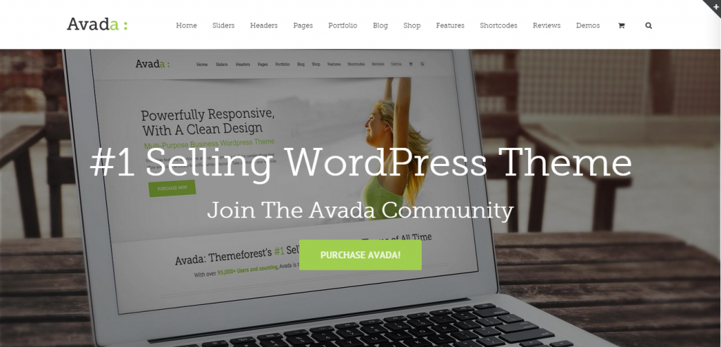Top WordPress Multipurpose Theme