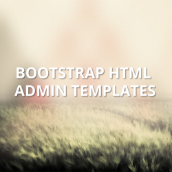 bootstrap-html-admin-teplates