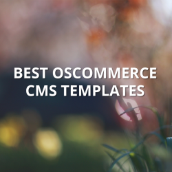 oscommerce-cms-templates