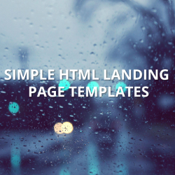 simple-html-landing-page-template