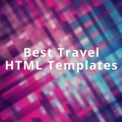 travel-html-templates