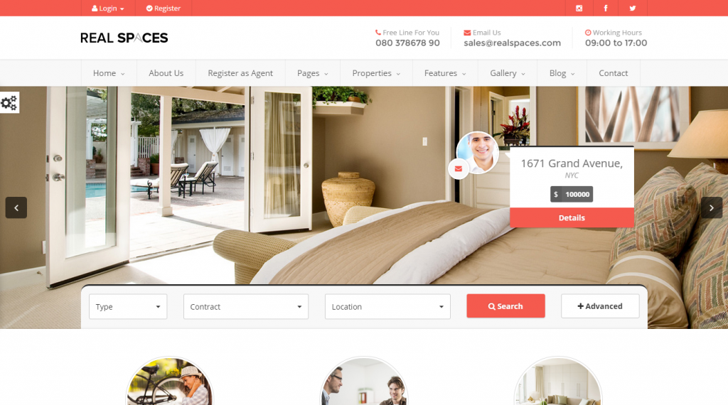 2015 New Responsive Template