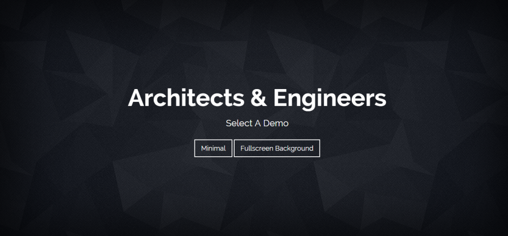 A Architecture WordPress Themes