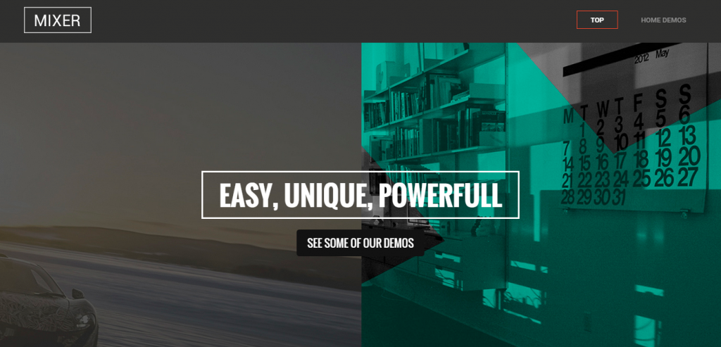 Best 2015 Responsive HTML Template