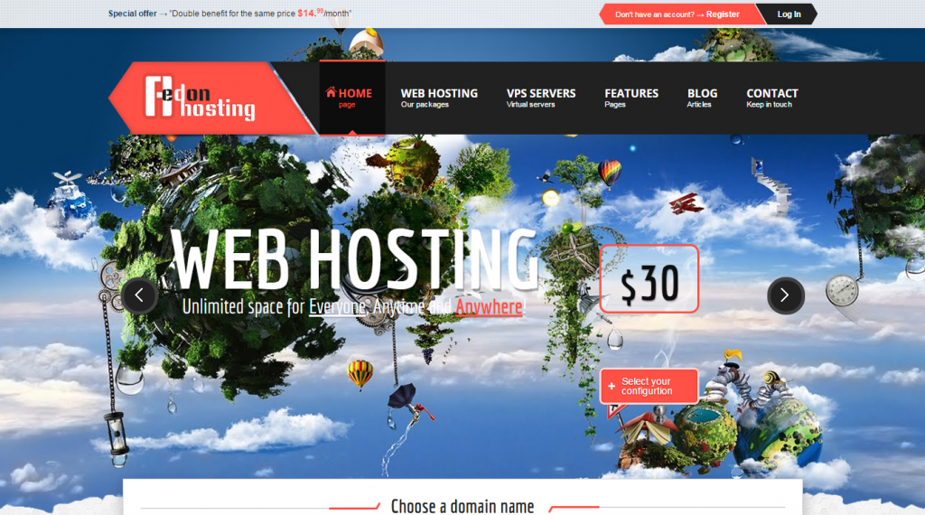Best Premium Host FreeTemplate