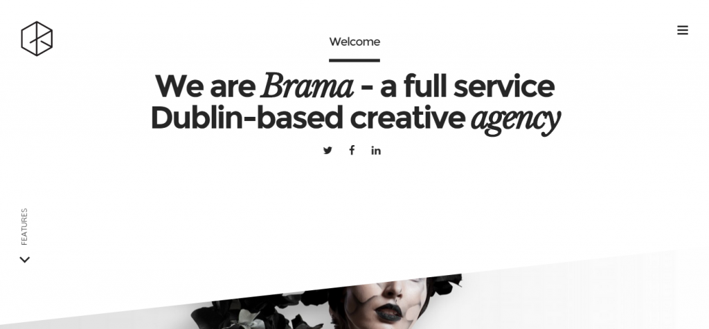 Brama Architecture WordPress Theme