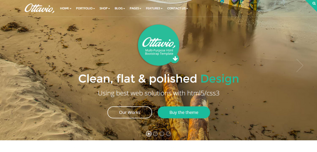 Buy Clean Creative Best HTML Template
