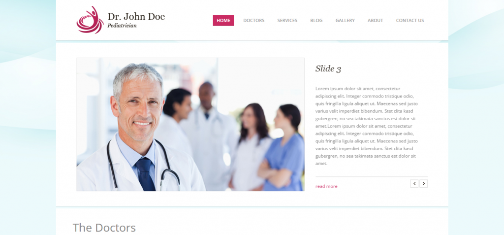 Buy Dentist WordPress Themes