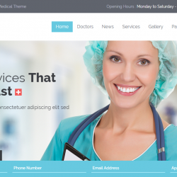 Buy Dentistry WordPress Themes