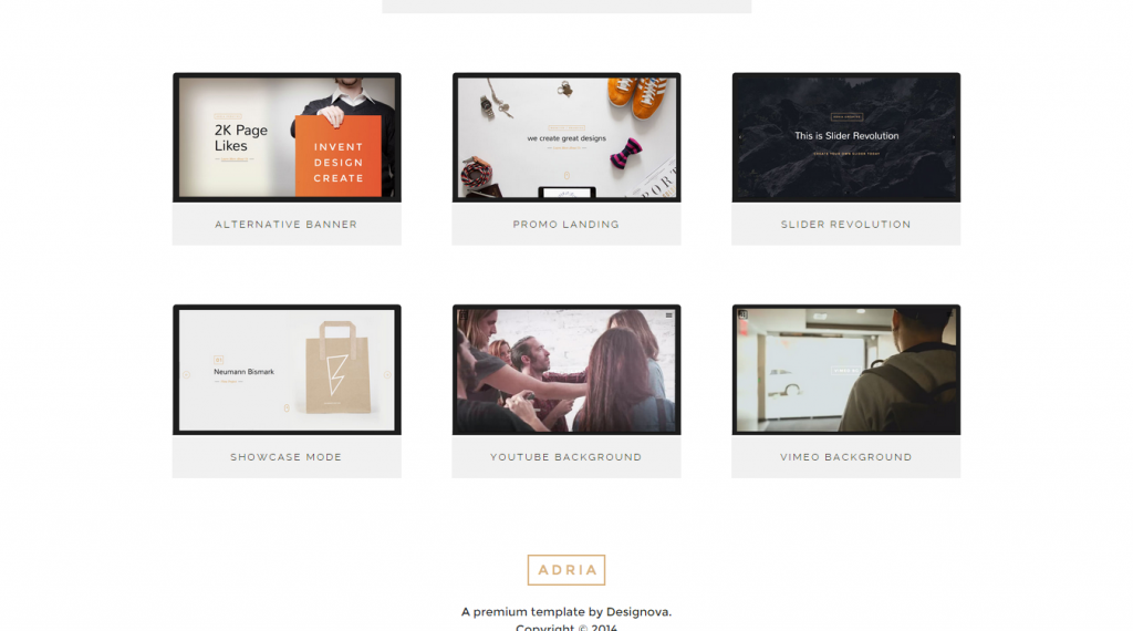 Buy Download Top Creative  HTML Templates