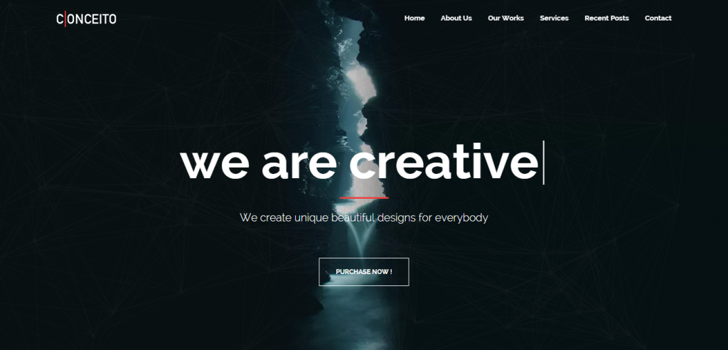 Buy Minimal Creative Best HTML Templates