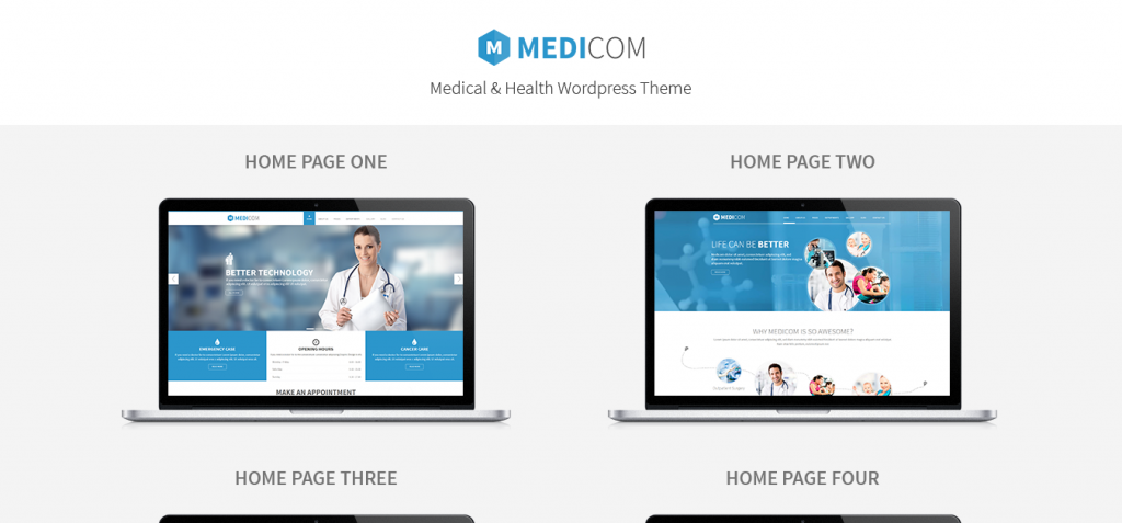 BuyDentistry WordPress Themes