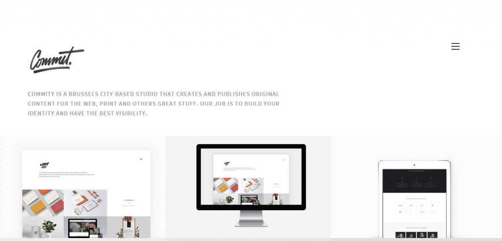 Creative Fluid HTML Template