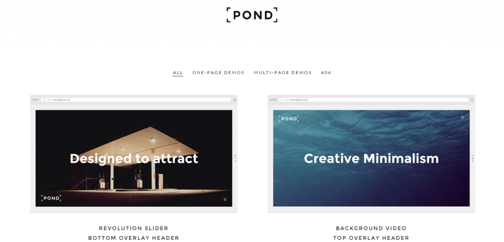 Download Creative Responsive HTML Template
