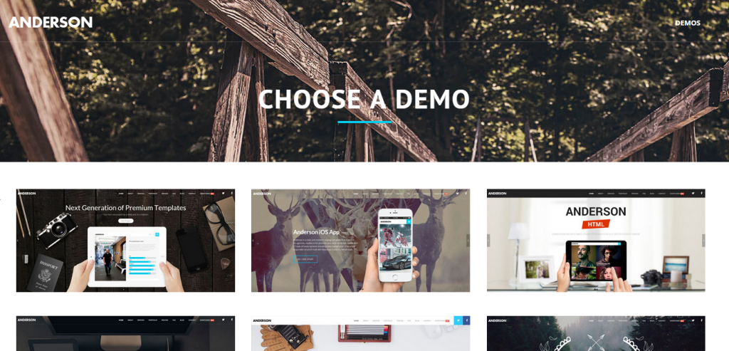Free Creative HTML Template