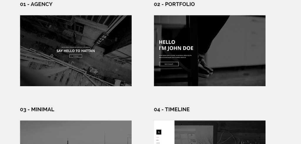 Free Creative HTML html Template