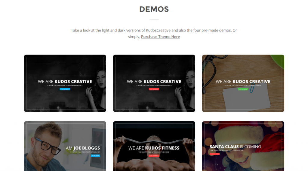 Free Top Creative HTML Templates