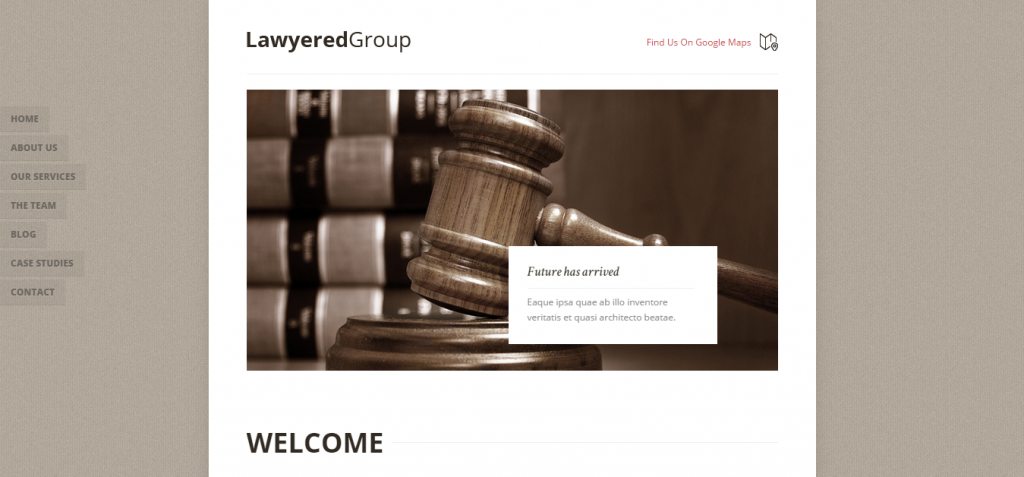 Lawyered Group Responsive Retina