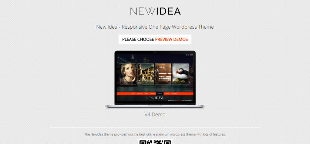 New Idea Architecture WordPress Theme