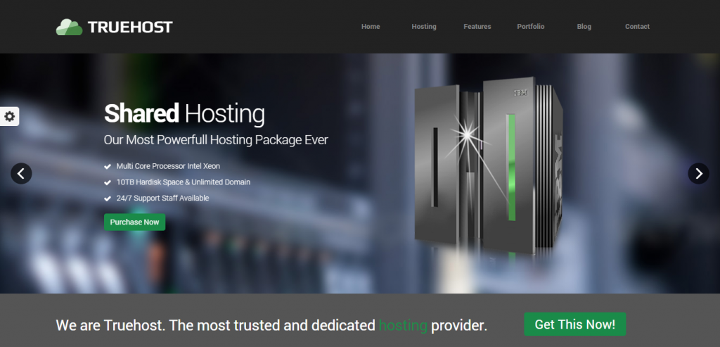 Premium Best Host FreeTemplate