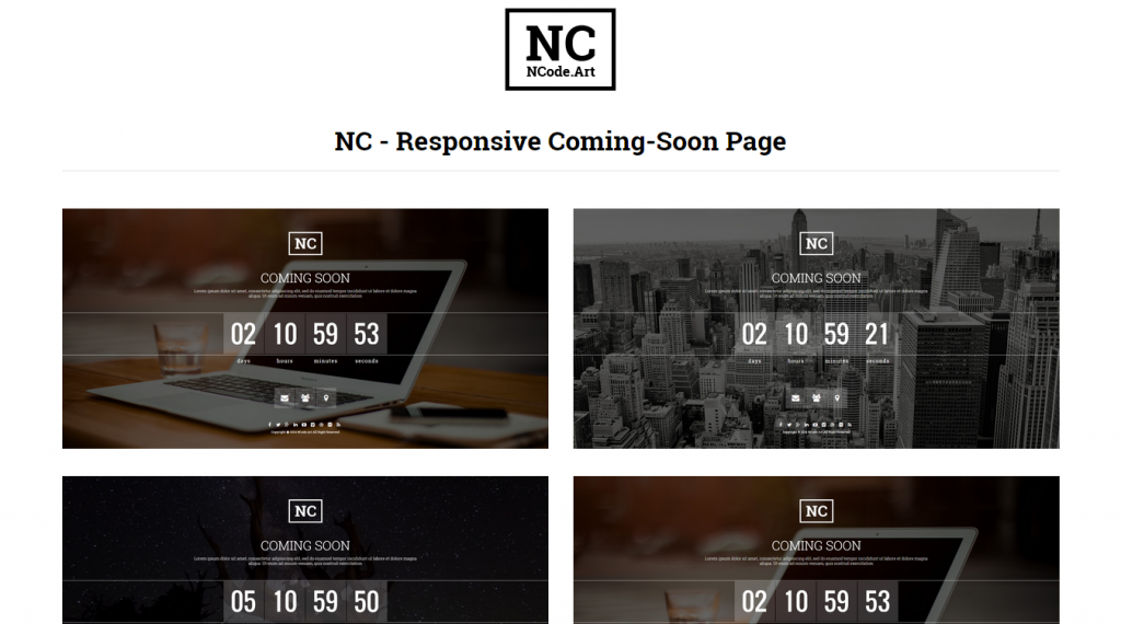 Responsive New Template