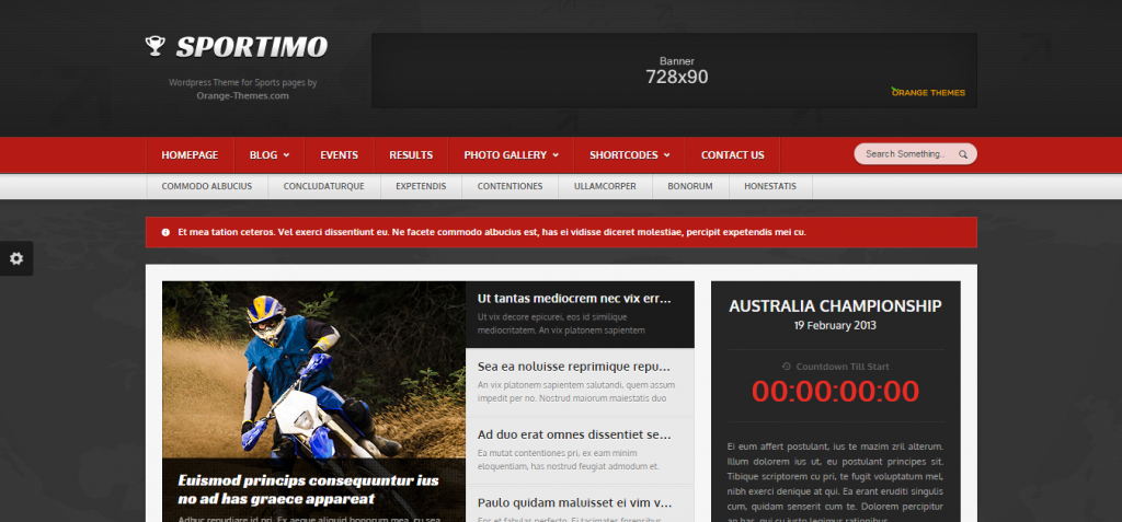 Sportimo   Homepage