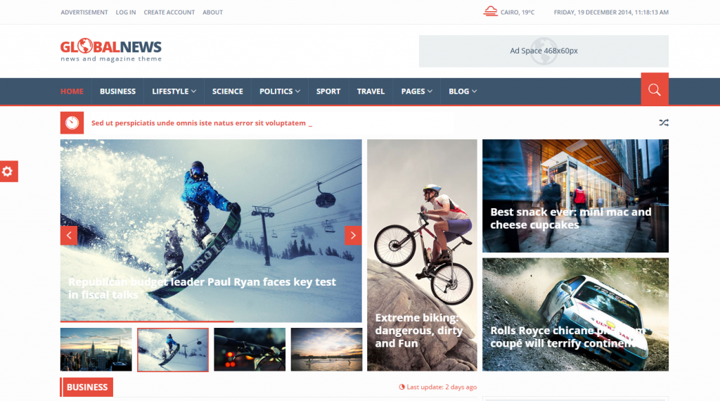 best fluid Html new Template