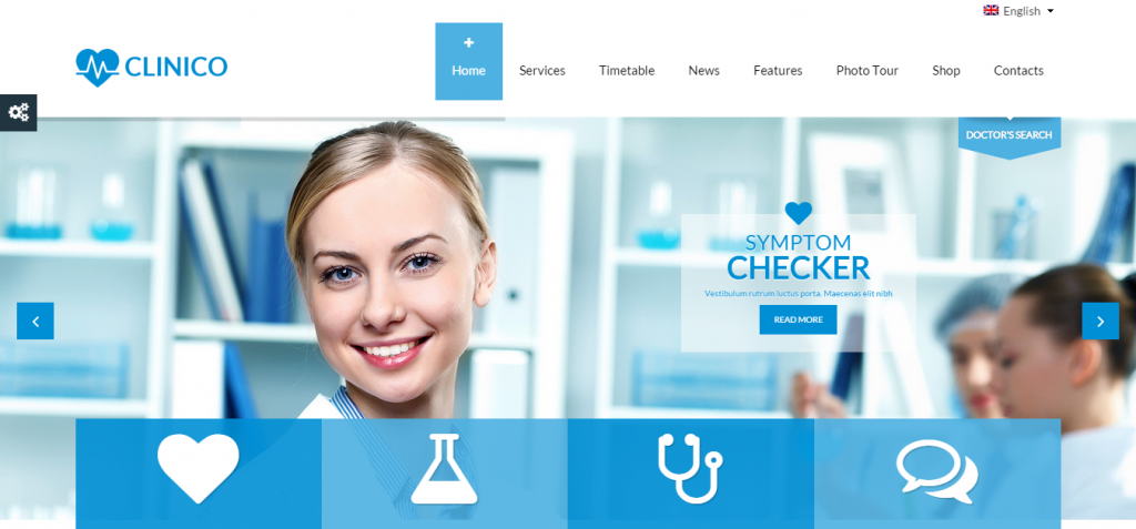 free Dentistry WordPress Themes