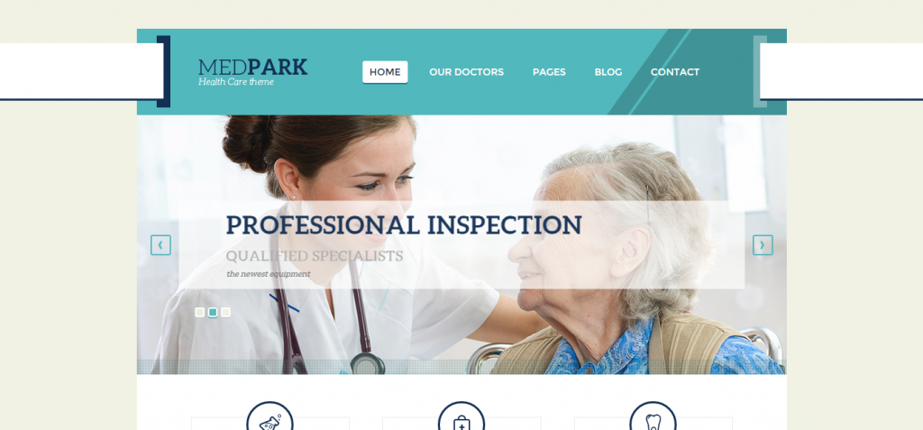 medpark Dentistry WordPress Themes