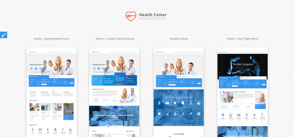 premium Dentistry WordPress Themes