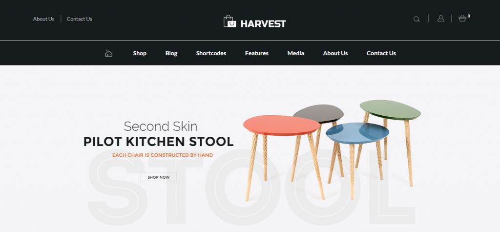 Harvest Multipurpose WooCommerce Theme