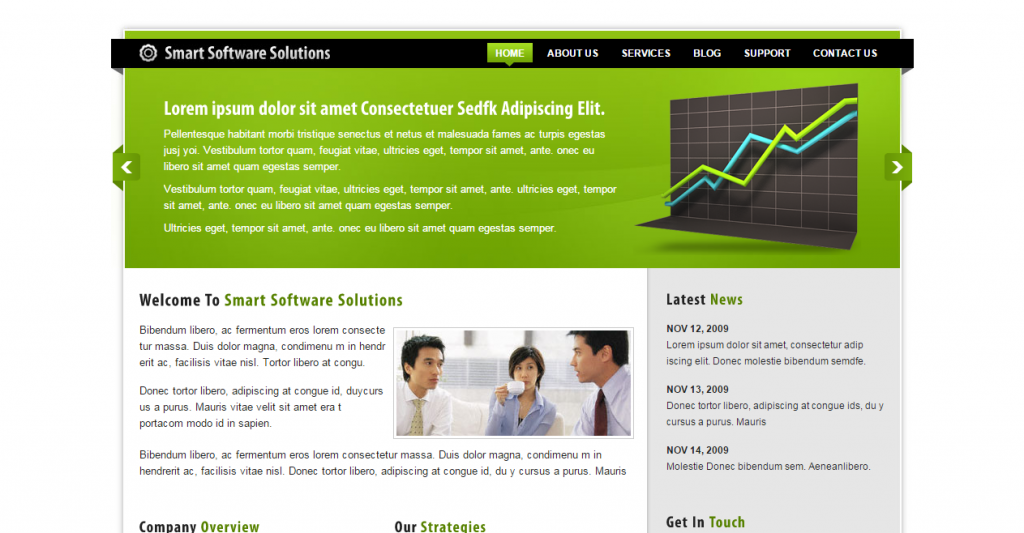 Smart Software Solutions In 6 colors