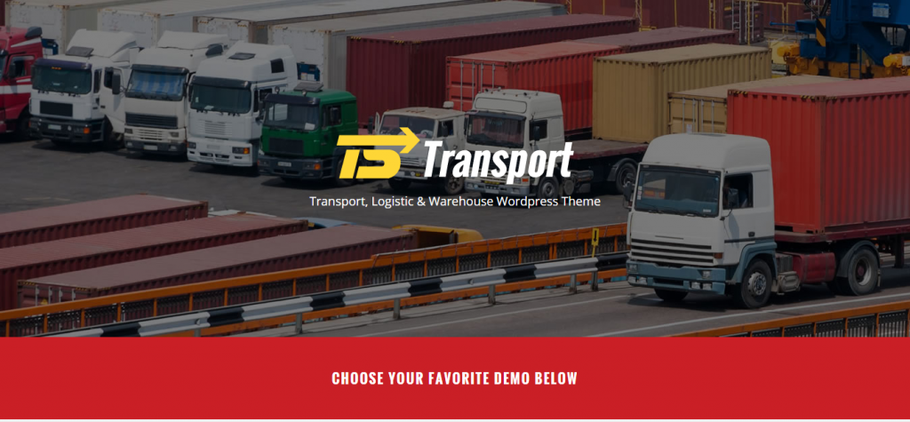 Transport, Logistic & Warehouse