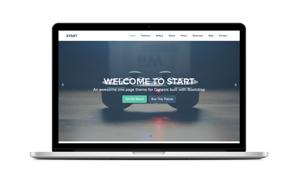 bootstrap Genesis themes