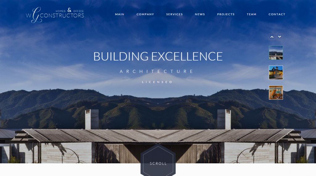 Constructors Architects & Engineers HTML Theme
