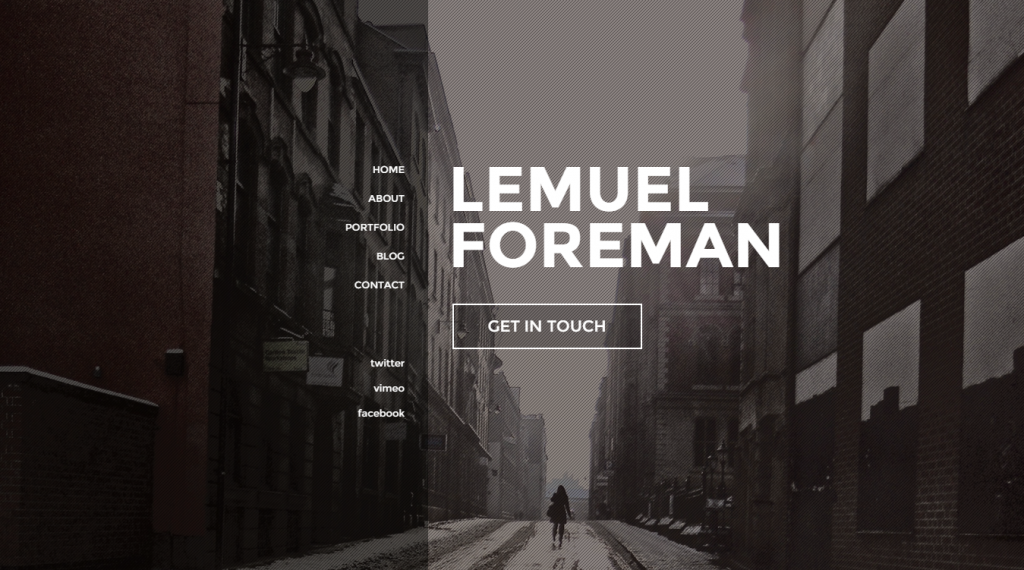 LF One Page Multi Purpose Parallax HTML Theme