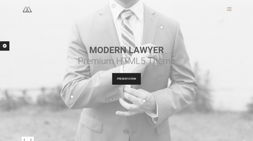 MONOPOL Lawyers & Business HTML Template