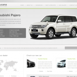Car Dealer HTML Templates