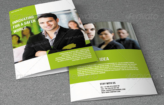 Bifold Brochure Business1