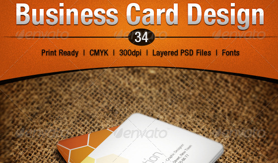 Business Card Design 34