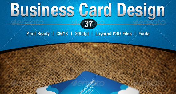 Business Card Design 37