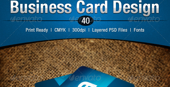 Business Card Design 40