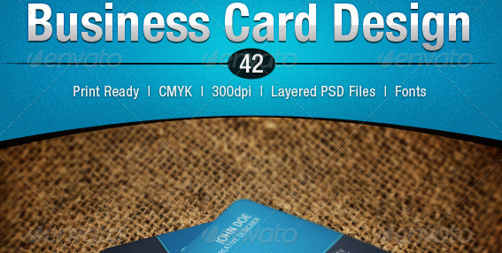 Business Card Design 42