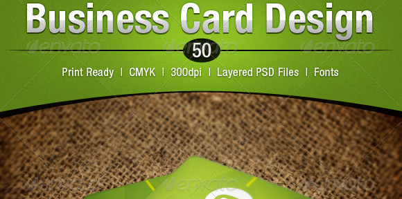 Business Card Design 50