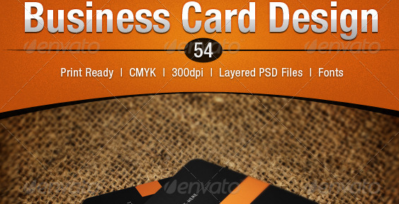 Business Card Design 54