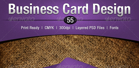 Business Card Design 55