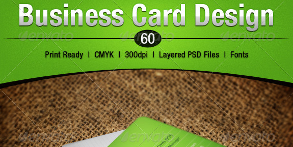 Business Card Design 60