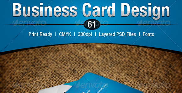 Business Card Design 61