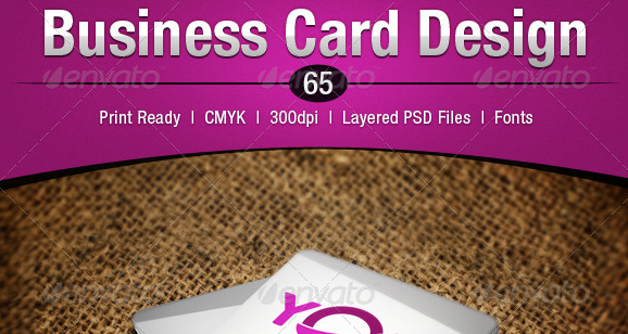 Business Card Design 65