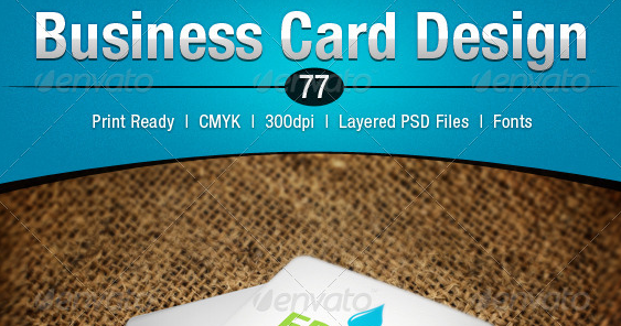 Business Card Design 77